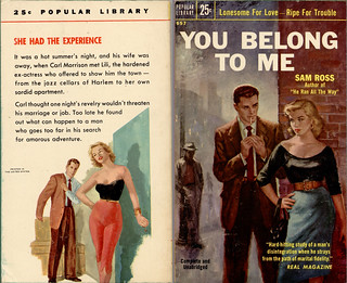 Popular Library 657 + Backcover