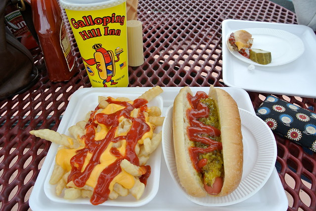 Galloping Hill Inn Hot Dogs
