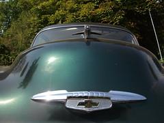 1951 Chevrolet Deluxe Sedan