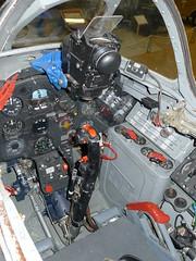 Cockpit: MiG-15