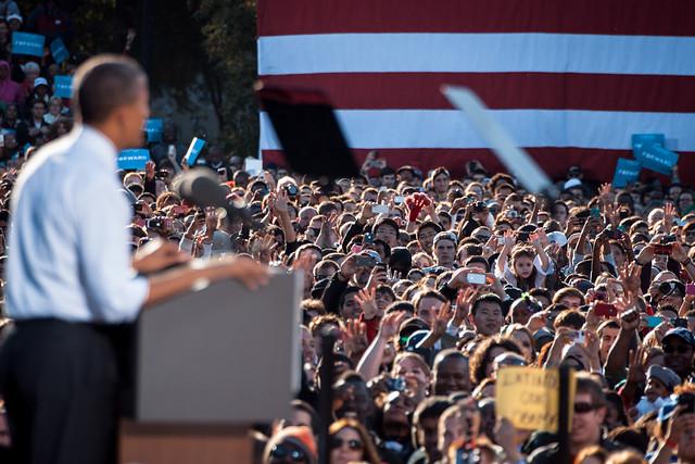 Obama & William at Ohio State-2