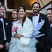Groomsmen and Bride by chiaraogan