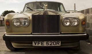 1977 Rolls Royce Silver Shadow II