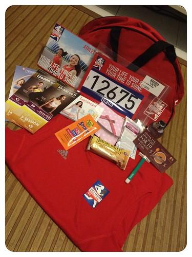 GE racepack