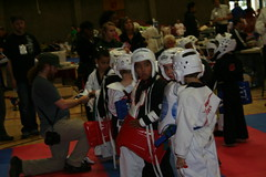 hapkido(0.0), tang soo do(0.0), martial arts(0.0), black belt(0.0), striking combat sports(1.0), contact sport(1.0), taekwondo(1.0), sports(1.0),