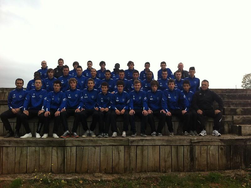 U19 GROUPE