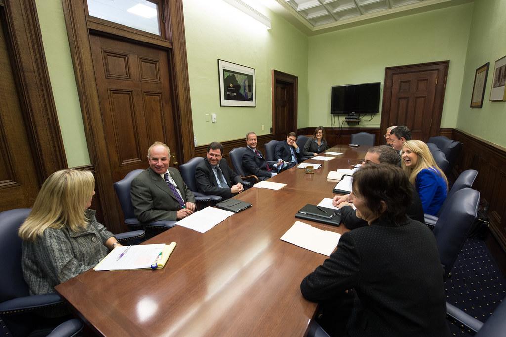 Baltimore Jewish Council Meeting