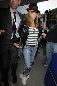 Jennifer Aniston Converse Celebrity Style Women's Fashion