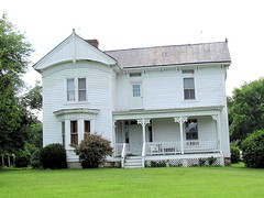 House at Fort Mitchell