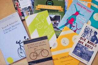 bike books!