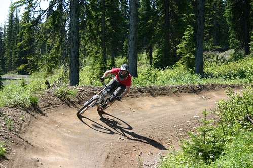 T2R July 2012. BC Bike Park Tour. Sun Peaks Bike Park