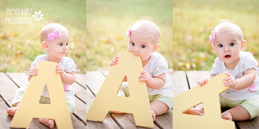 Waco Texas Photographer Megan Kunz Photography Adelyn