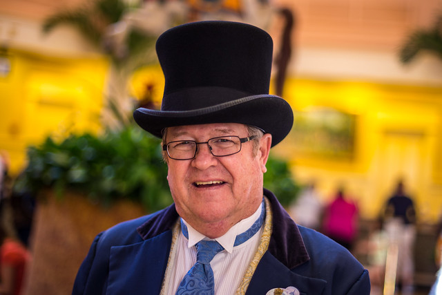 Disney's Saratoga Springs Resort - The Mayor of Saratoga
