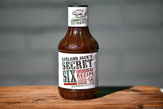 Garland Jack's Secret Six Original Recipe Barbecue Sauce