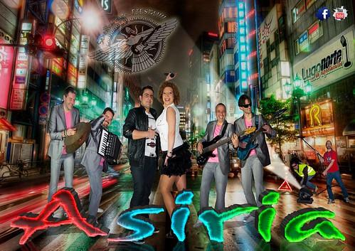 Grupo Asiria 2014 - cartel