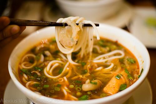 Bun Bo Hue/Spicy Beef Noodle