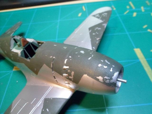 Pas-à-pas : Mitsubishi J2M3 modele 21 Raiden Jack [Tamiya 1/48] 13364052573_0258e5fb39_o