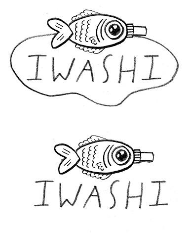 IWASHI LOGO