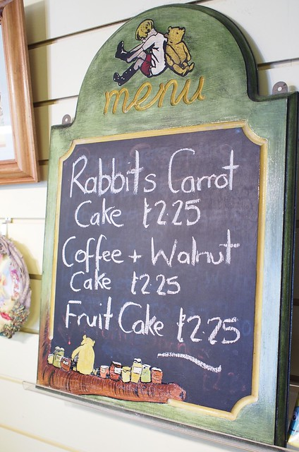 Pooh Corner Shop, Pooh, Hartifield, England, travel, expat, tea room