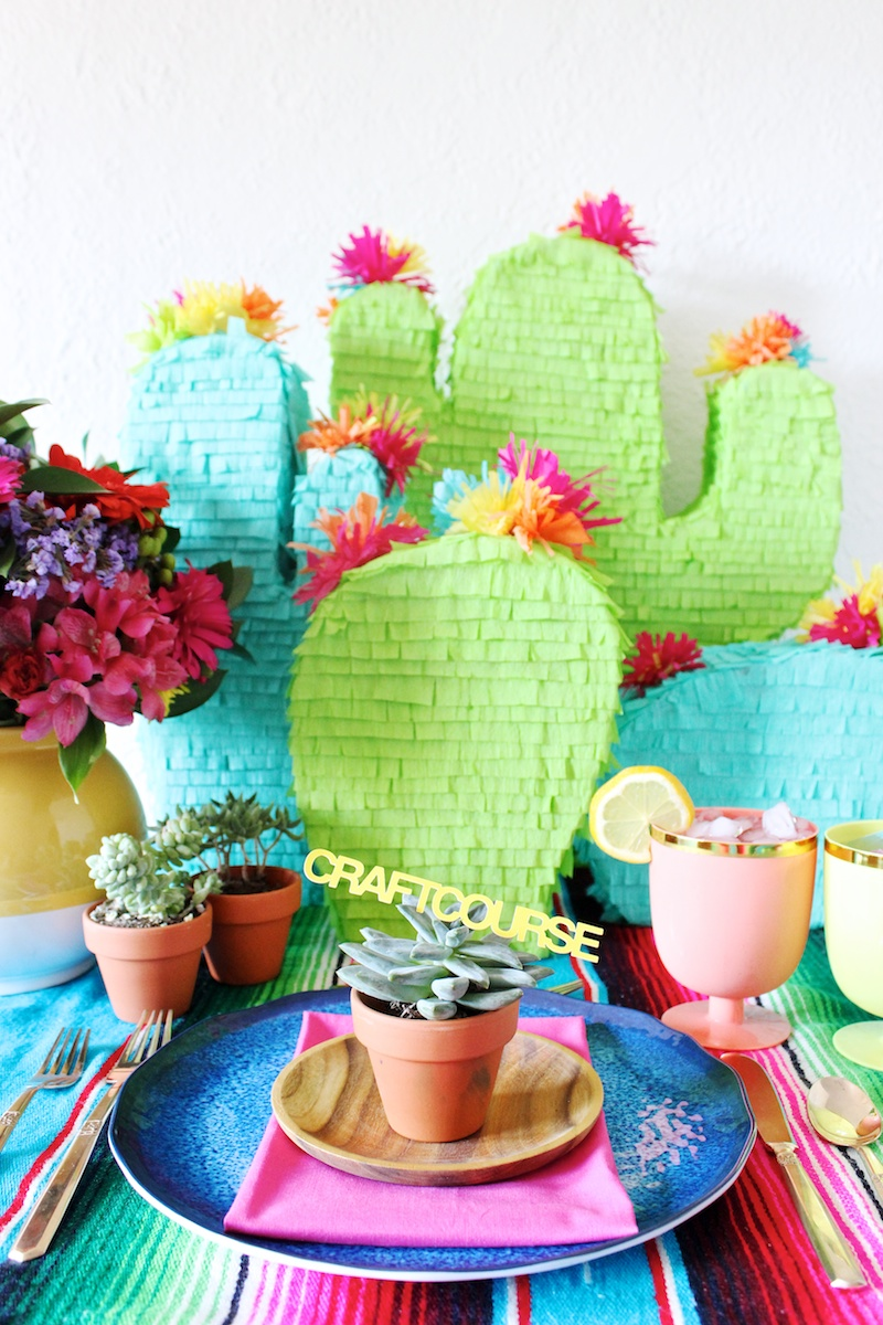 Cinco de Mayo / Piñata Party Inspiration