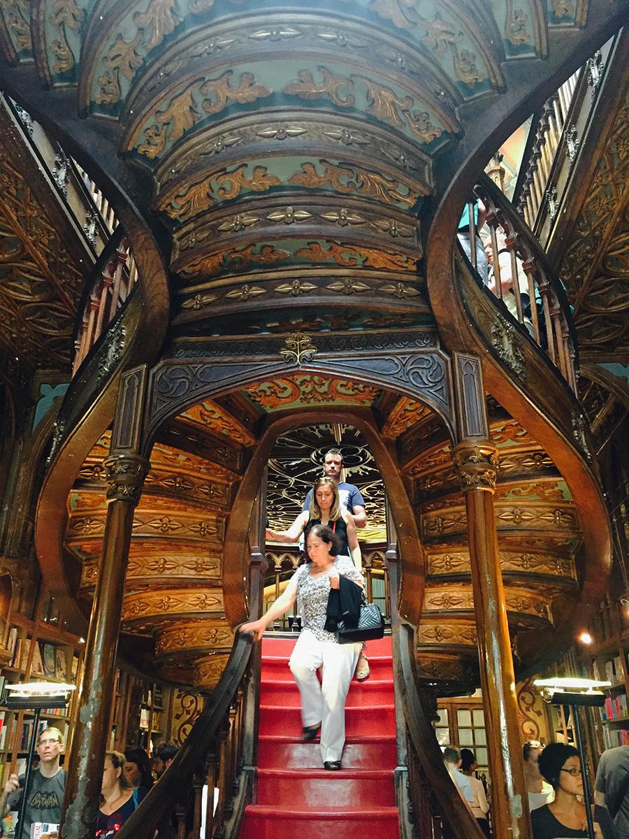 Mitä tehdä Portossa Livraria Lello