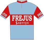 Frejus - Giro d'Italia 1956