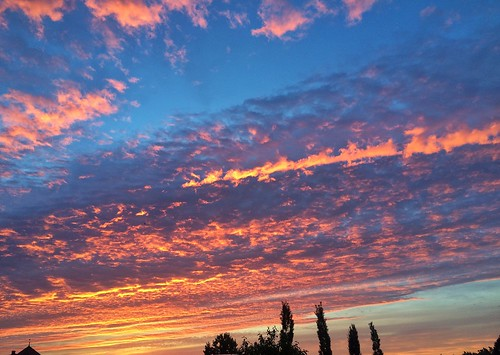 sky cloud clouds sunrise germany deutschland hessen ngc himmel wolken sonnenaufgang morgenrot σύννεφα morgenröte αυγή ουρανόσ γερμανία grosgerau kyriakos11