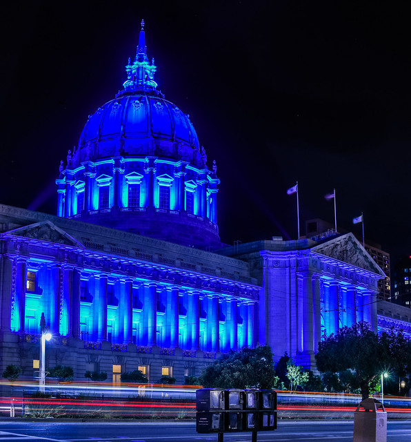 city hall is about to kill van ness