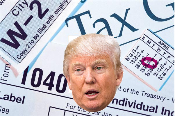 Trump's Tax Disclosure: Never Mind!