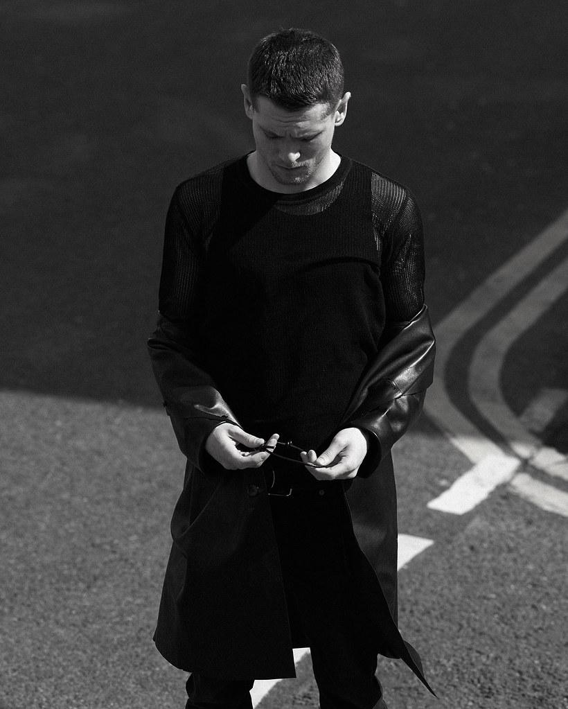 Джек О'Коннелл — Фотосессия для «Flaunt» 2016 – 5