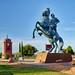 The Equestrian Statue