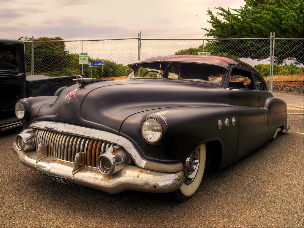 1951 Buick Lead Sled A Photo On Flickriver