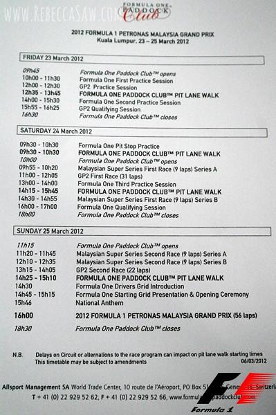 Formula 1 Paddock Club experience-002