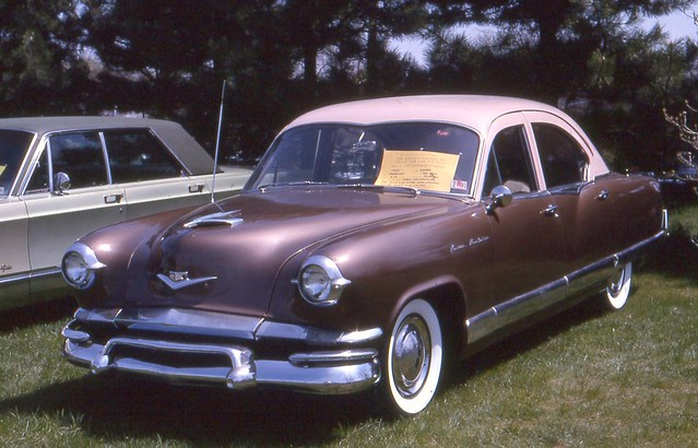 1953 kaiser manhattan 4 door flickr photo sharing