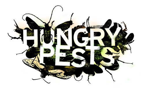 Hungry Pests logo