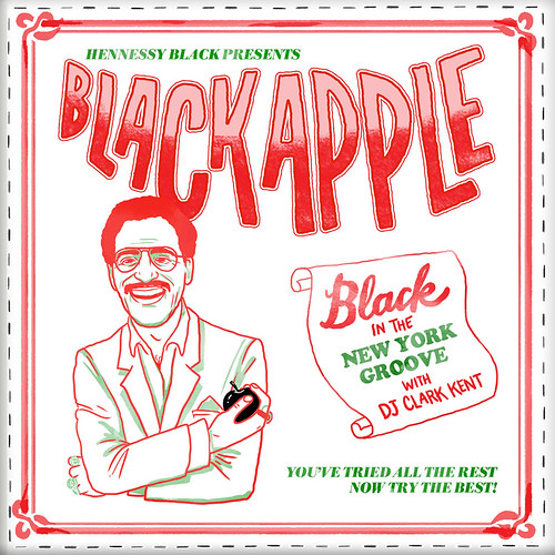 DJ Clark Kent / Black In The New York Groove Mix (Sammy Davis)