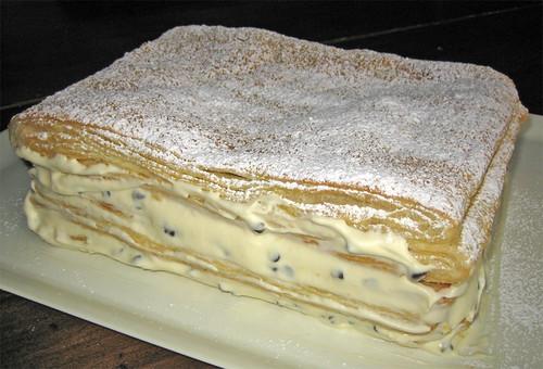 millefoglie Magnum con crema chantilly e gocce di cioccolato by fugzu