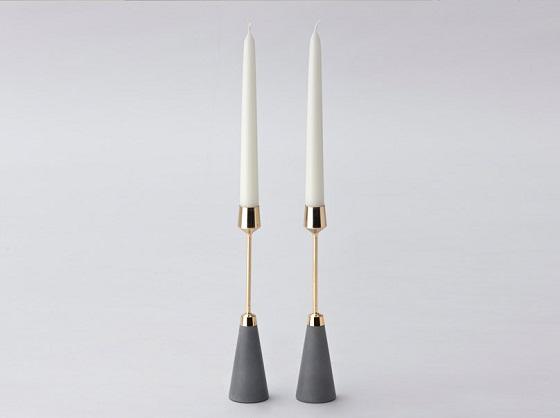 Spring Candlesticks by Dor Carmon, Tollman's