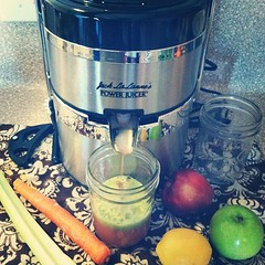 Juicing day two