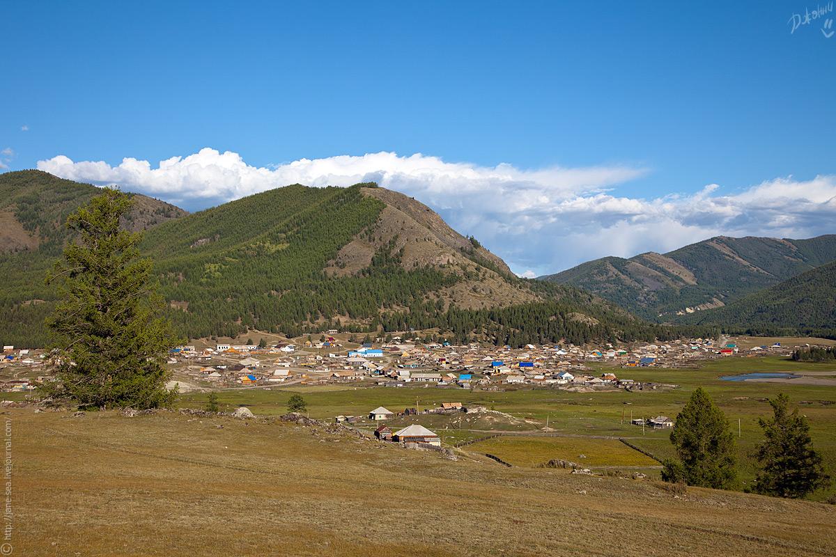 село Джазатор (Беляши)