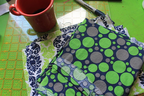 Fabric for a Laptop Bag...