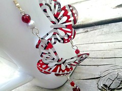 Upcycled Aluminum Can Jewelry Dr Pepper