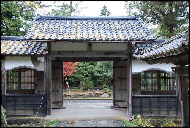 Sojiji Soin Temple, Monzen, Noto Peninsula, Ishikawa Prefecture, Japan (総持寺 祖院, 前総, 石川県)