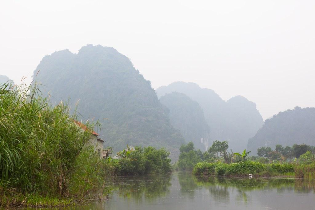 Baie d'Ha Long Terrestre - Ninh Binh - Hoa Lu - 41