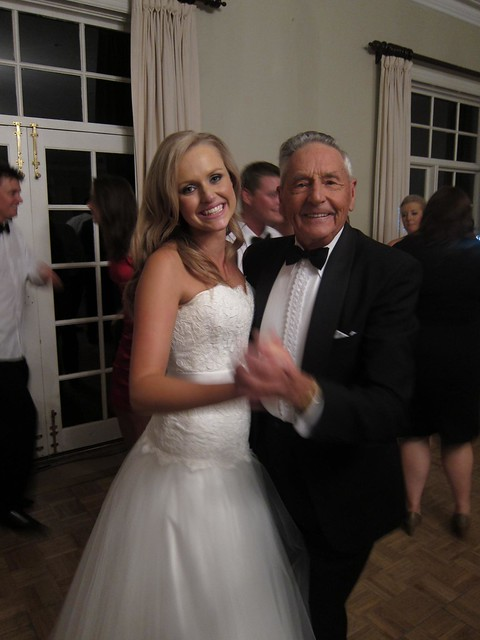 Rebecca and Grandpa