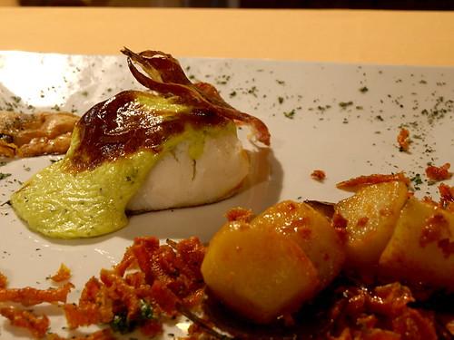Tapas at La Peskera Restaurant, Costa Teguise, Lanzarote