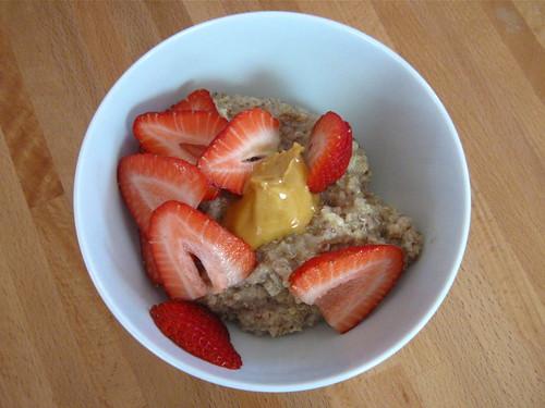 High-Protein Porridge