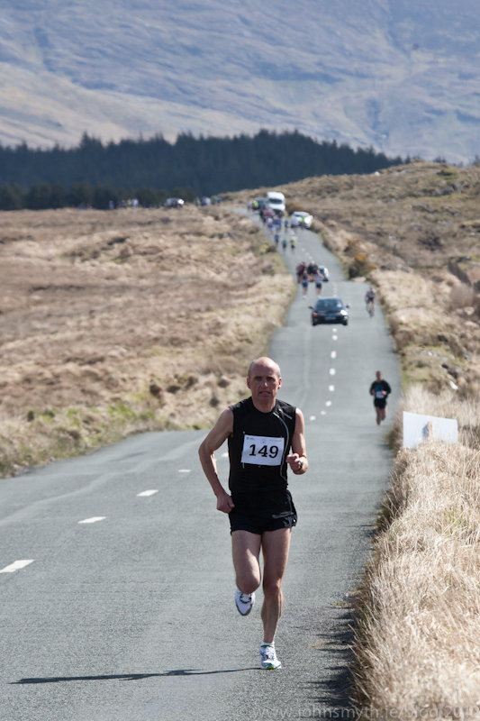 Army Race in Connemara