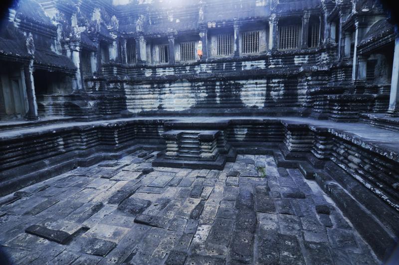 Angkor Temple Cambodia