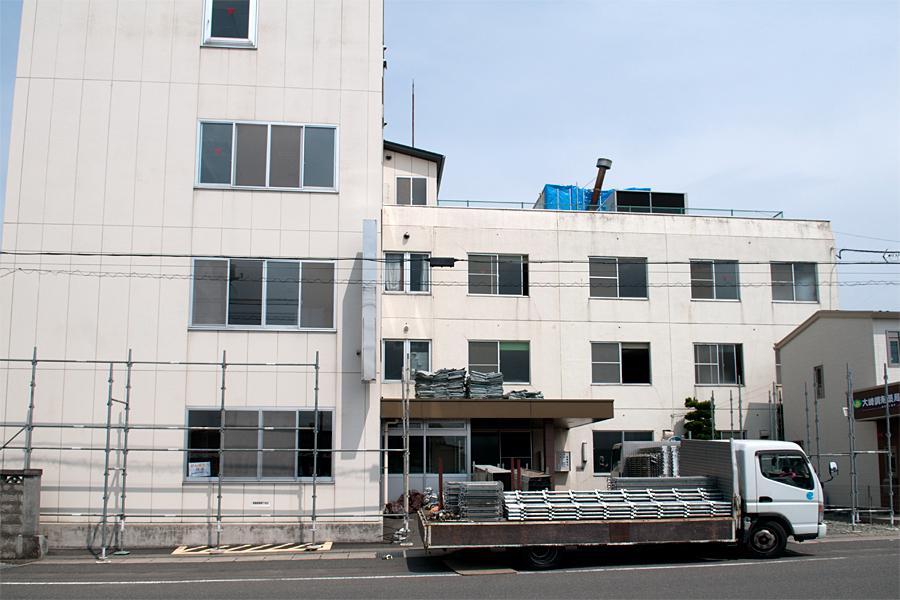 小牛田駅周辺